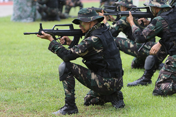 PLA Special Forces